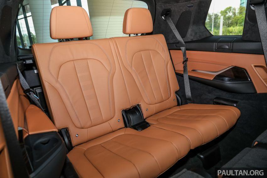GALERI: BMW X7 xDrive40i G07 CKD – dari RM648,934 Image #1341725