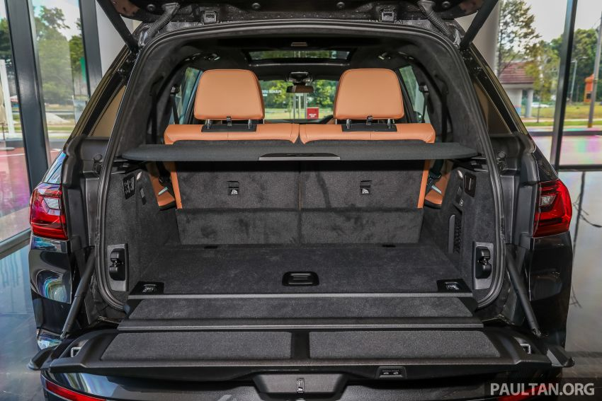 GALERI: BMW X7 xDrive40i G07 CKD – dari RM648,934 Image #1341726