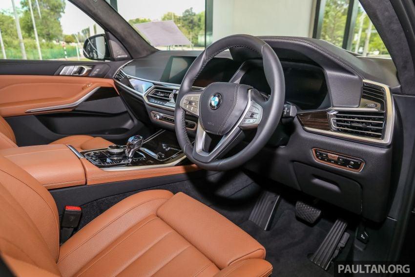GALERI: BMW X7 xDrive40i G07 CKD – dari RM648,934 Image #1341711