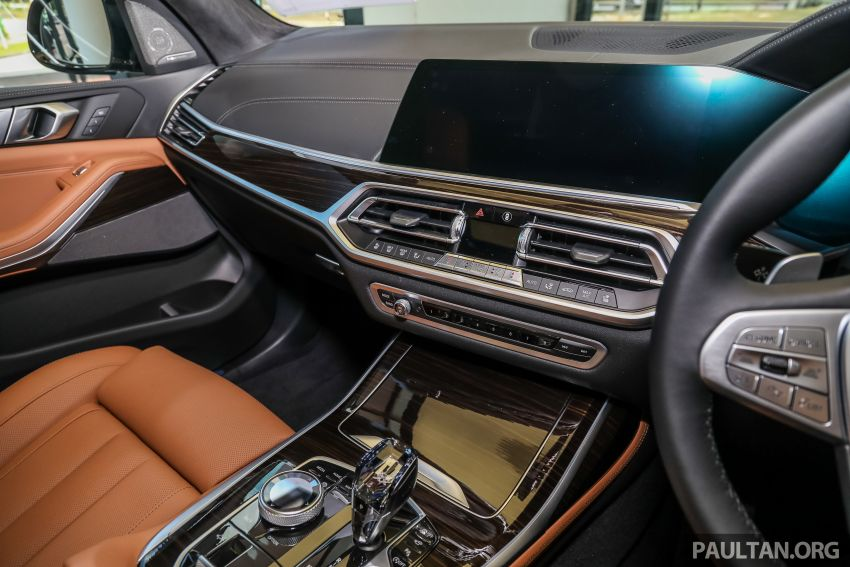 GALERI: BMW X7 xDrive40i G07 CKD – dari RM648,934 Image #1341714