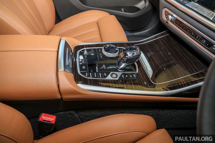 GALERI: BMW X7 xDrive40i G07 CKD – dari RM648,934 Image #1341716
