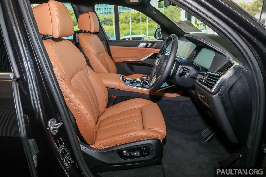 GALERI: BMW X7 xDrive40i G07 CKD – dari RM648,934 Image #1341717