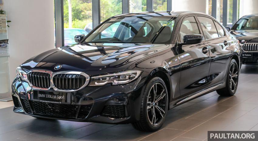 GALERI: BMW 330Li M Sport G28 2021 di M'sia – jarak roda panjang; ruang dalaman lebih besar; dari RM277k Image #1339287
