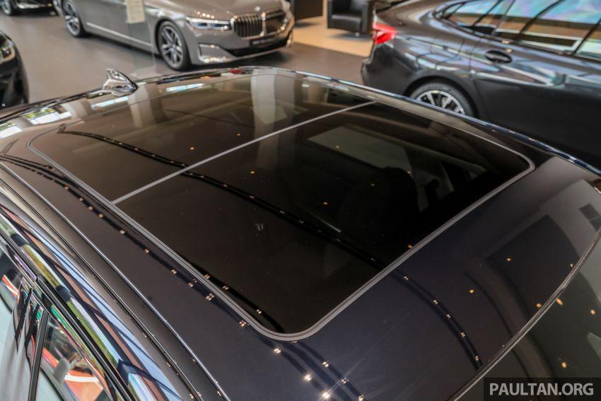 GALERI: BMW 330Li M Sport G28 2021 di M'sia – jarak roda panjang; ruang dalaman lebih besar; dari RM277k Image #1339298