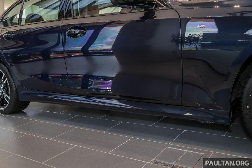 GALERI: BMW 330Li M Sport G28 2021 di M'sia – jarak roda panjang; ruang dalaman lebih besar; dari RM277k Image #1339305