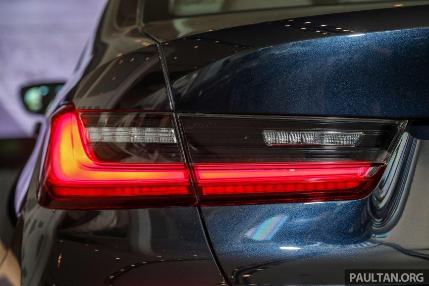 GALERI: BMW 330Li M Sport G28 2021 di M'sia – jarak roda panjang; ruang dalaman lebih besar; dari RM277k Image #1339317