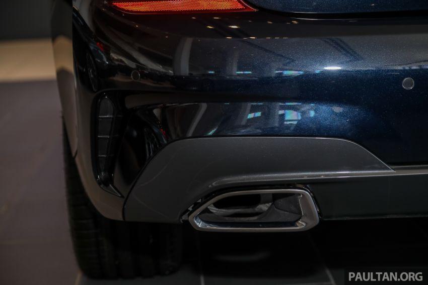 GALERI: BMW 330Li M Sport G28 2021 di M'sia – jarak roda panjang; ruang dalaman lebih besar; dari RM277k Image #1339319