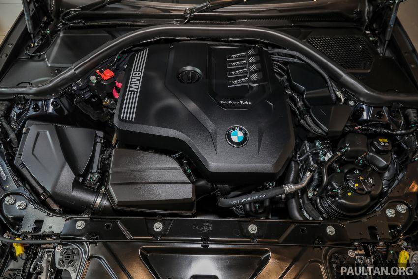 GALERI: BMW 330Li M Sport G28 2021 di M'sia – jarak roda panjang; ruang dalaman lebih besar; dari RM277k Image #1339330