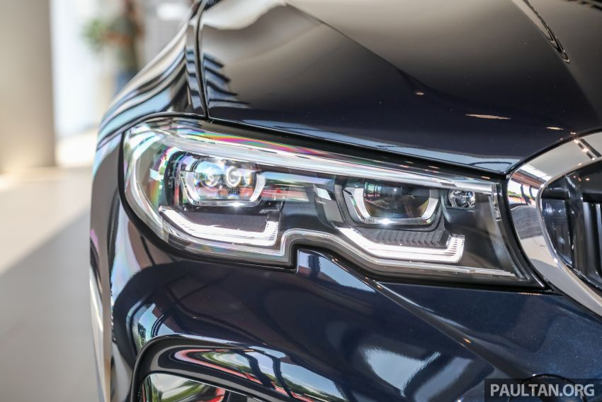GALERI: BMW 330Li M Sport G28 2021 di M'sia – jarak roda panjang; ruang dalaman lebih besar; dari RM277k Image #1339293