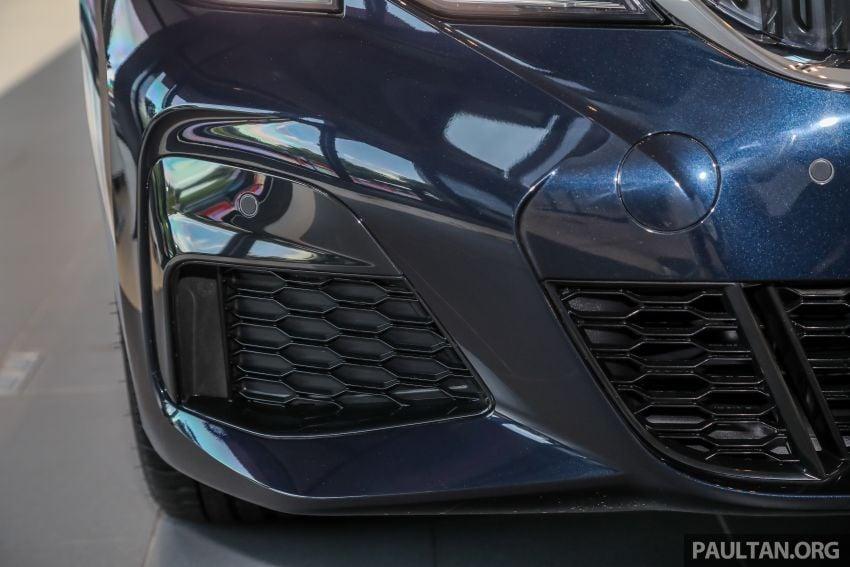 GALERI: BMW 330Li M Sport G28 2021 di M'sia – jarak roda panjang; ruang dalaman lebih besar; dari RM277k Image #1339295