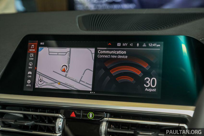 GALERI: BMW 330Li M Sport G28 2021 di M'sia – jarak roda panjang; ruang dalaman lebih besar; dari RM277k Image #1339362