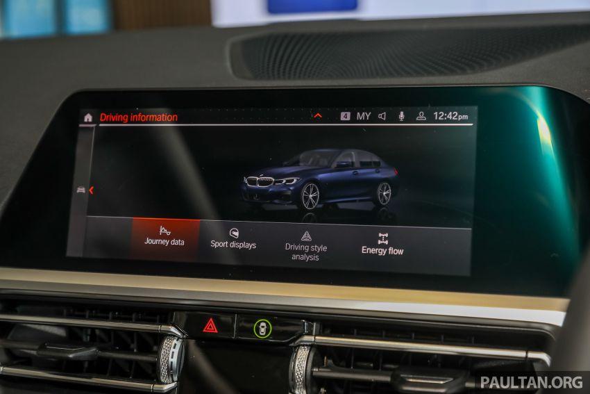 GALERI: BMW 330Li M Sport G28 2021 di M'sia – jarak roda panjang; ruang dalaman lebih besar; dari RM277k Image #1339376