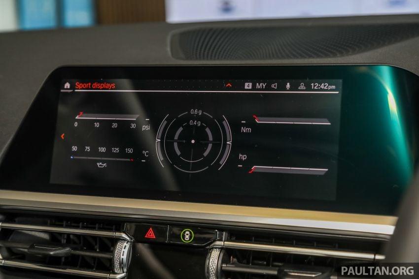 GALERI: BMW 330Li M Sport G28 2021 di M'sia – jarak roda panjang; ruang dalaman lebih besar; dari RM277k Image #1339383