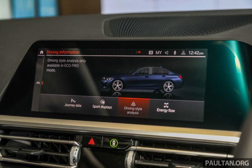 GALERI: BMW 330Li M Sport G28 2021 di M'sia – jarak roda panjang; ruang dalaman lebih besar; dari RM277k Image #1339386