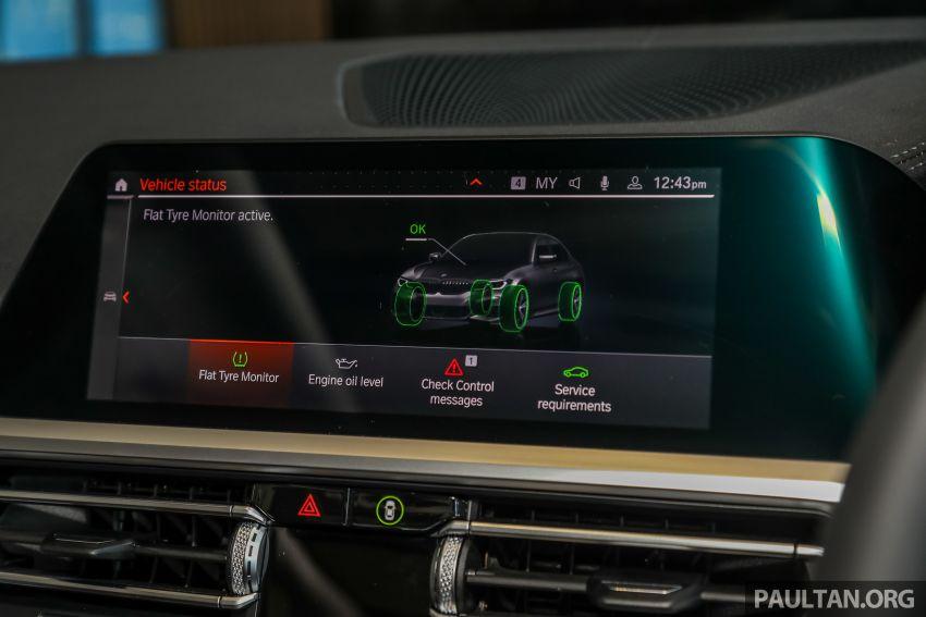 GALERI: BMW 330Li M Sport G28 2021 di M'sia – jarak roda panjang; ruang dalaman lebih besar; dari RM277k Image #1339393