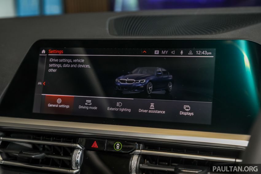 GALERI: BMW 330Li M Sport G28 2021 di M'sia – jarak roda panjang; ruang dalaman lebih besar; dari RM277k Image #1339396