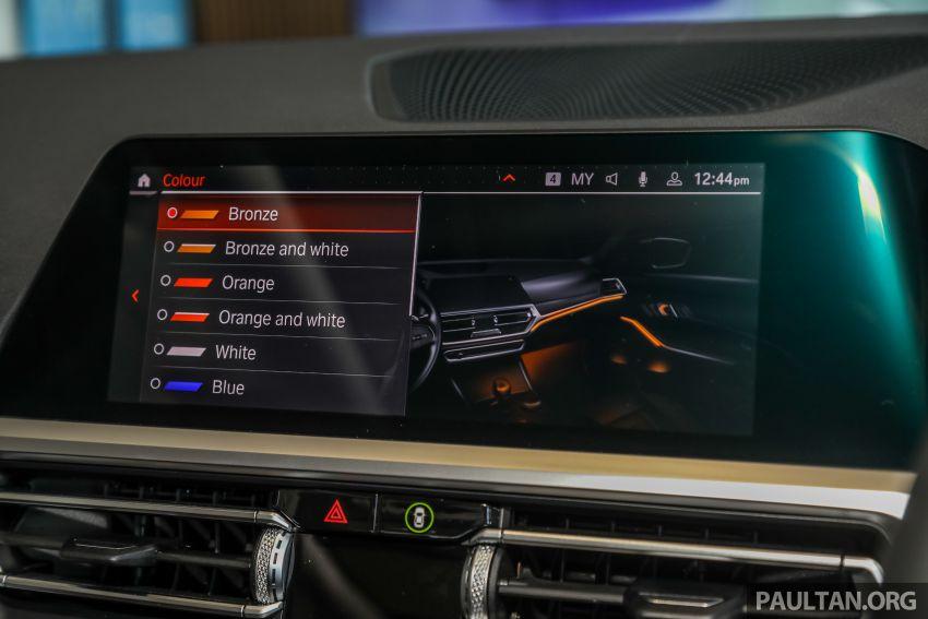 GALERI: BMW 330Li M Sport G28 2021 di M'sia – jarak roda panjang; ruang dalaman lebih besar; dari RM277k Image #1339417