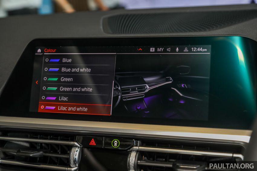 GALERI: BMW 330Li M Sport G28 2021 di M'sia – jarak roda panjang; ruang dalaman lebih besar; dari RM277k Image #1339420
