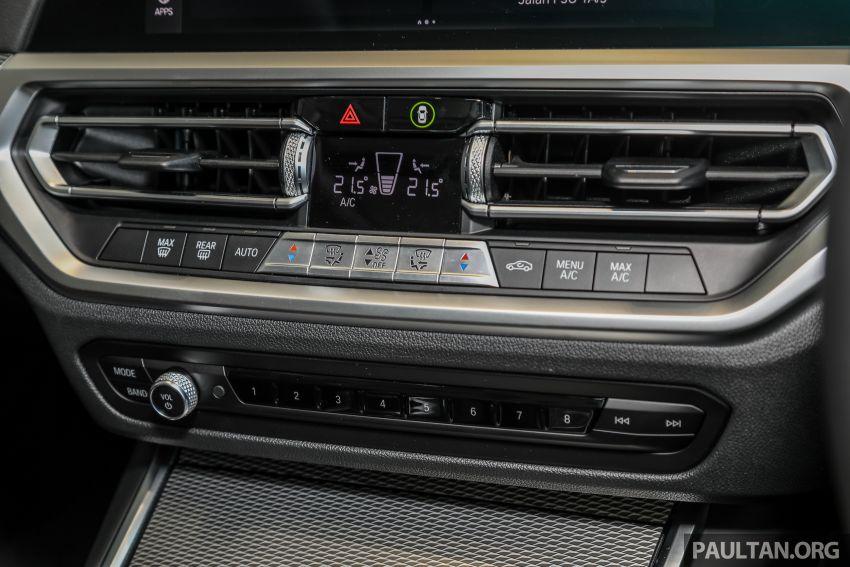 GALERI: BMW 330Li M Sport G28 2021 di M'sia – jarak roda panjang; ruang dalaman lebih besar; dari RM277k Image #1339423