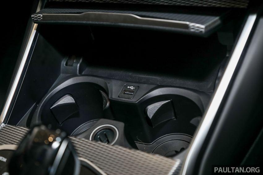 GALERI: BMW 330Li M Sport G28 2021 di M'sia – jarak roda panjang; ruang dalaman lebih besar; dari RM277k Image #1339427