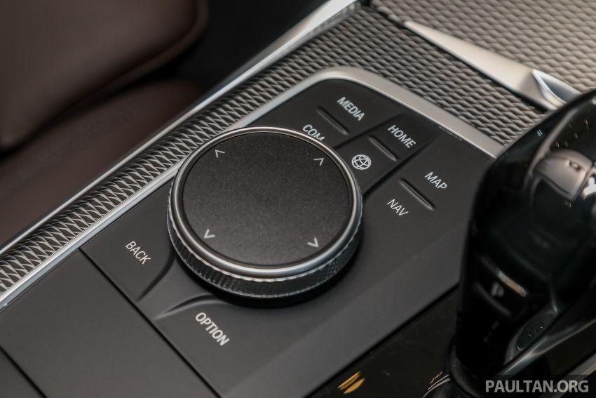 GALERI: BMW 330Li M Sport G28 2021 di M'sia – jarak roda panjang; ruang dalaman lebih besar; dari RM277k Image #1339431