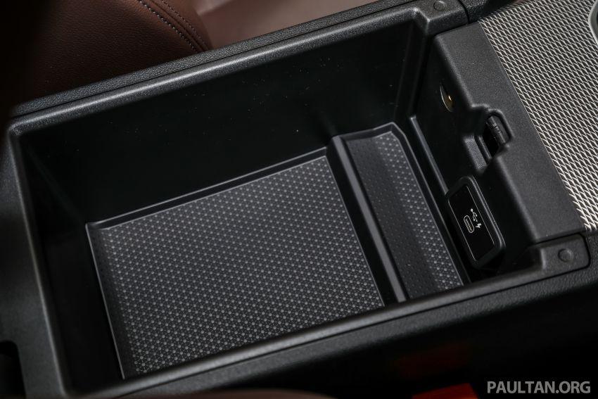 GALERI: BMW 330Li M Sport G28 2021 di M'sia – jarak roda panjang; ruang dalaman lebih besar; dari RM277k Image #1339438