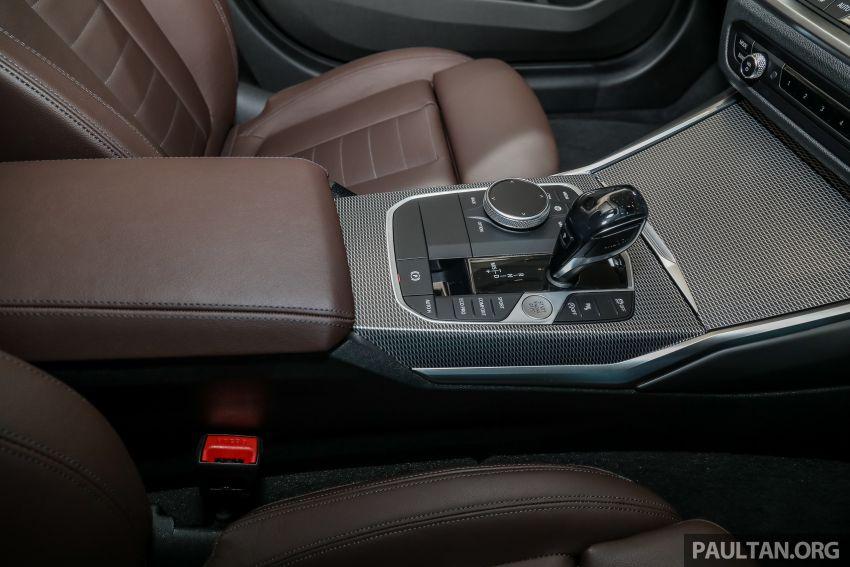 GALERI: BMW 330Li M Sport G28 2021 di M'sia – jarak roda panjang; ruang dalaman lebih besar; dari RM277k Image #1339440