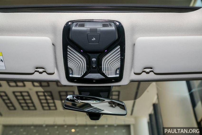 GALERI: BMW 330Li M Sport G28 2021 di M'sia – jarak roda panjang; ruang dalaman lebih besar; dari RM277k Image #1339444