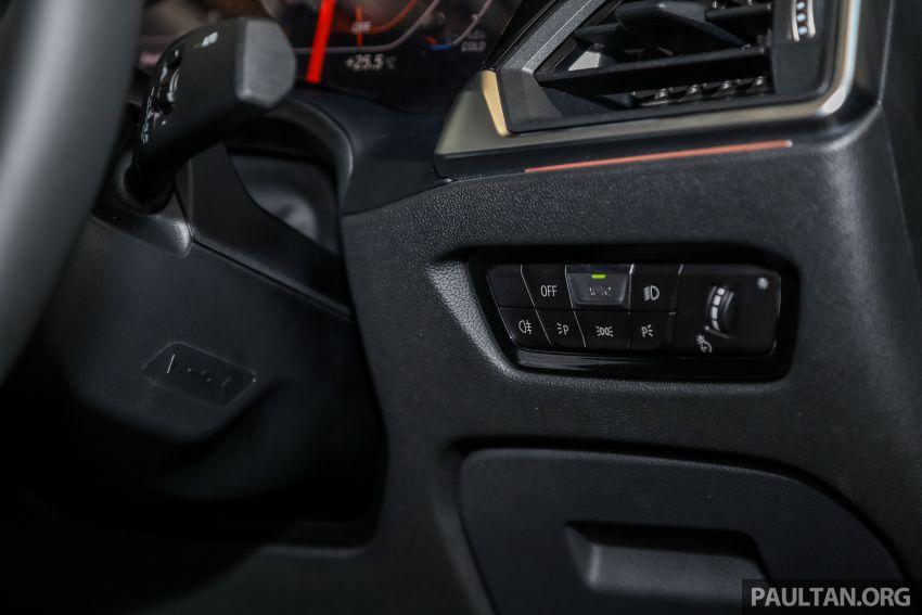 GALERI: BMW 330Li M Sport G28 2021 di M'sia – jarak roda panjang; ruang dalaman lebih besar; dari RM277k Image #1339445