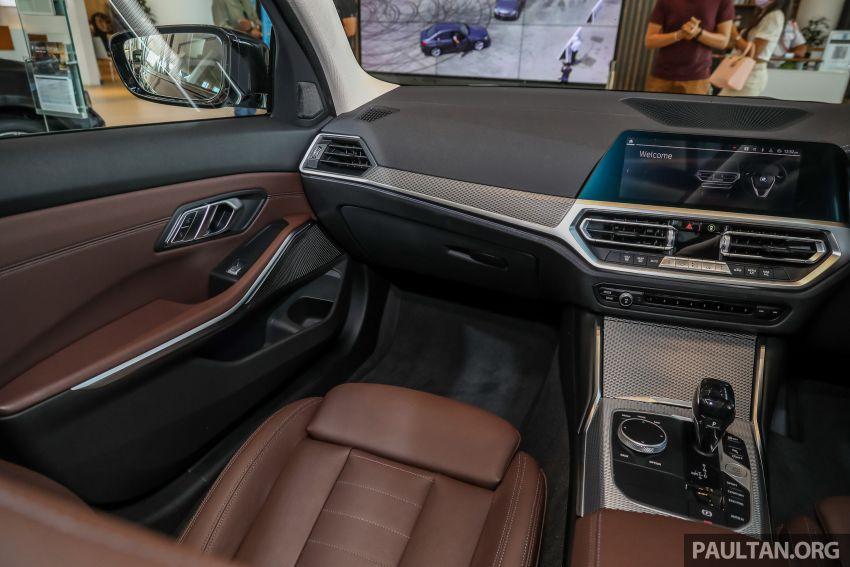 GALERI: BMW 330Li M Sport G28 2021 di M'sia – jarak roda panjang; ruang dalaman lebih besar; dari RM277k Image #1339446