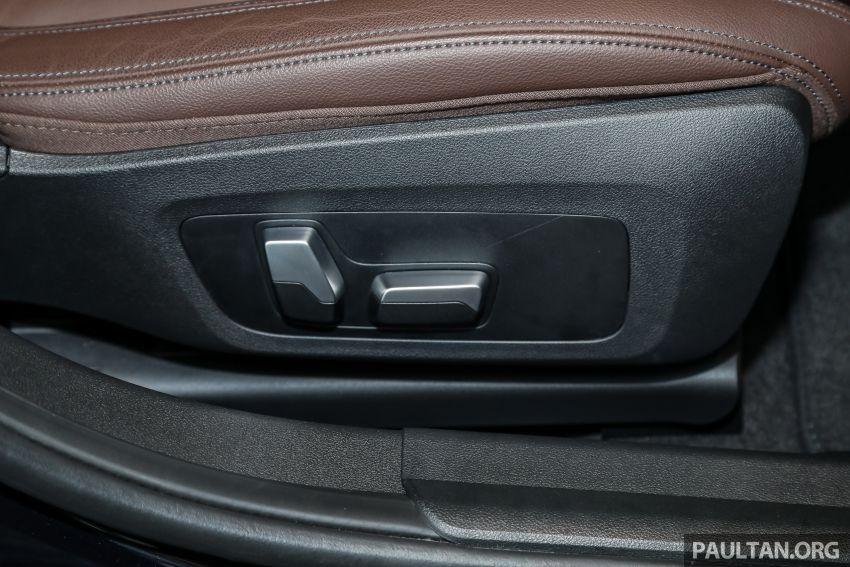GALERI: BMW 330Li M Sport G28 2021 di M'sia – jarak roda panjang; ruang dalaman lebih besar; dari RM277k Image #1339450