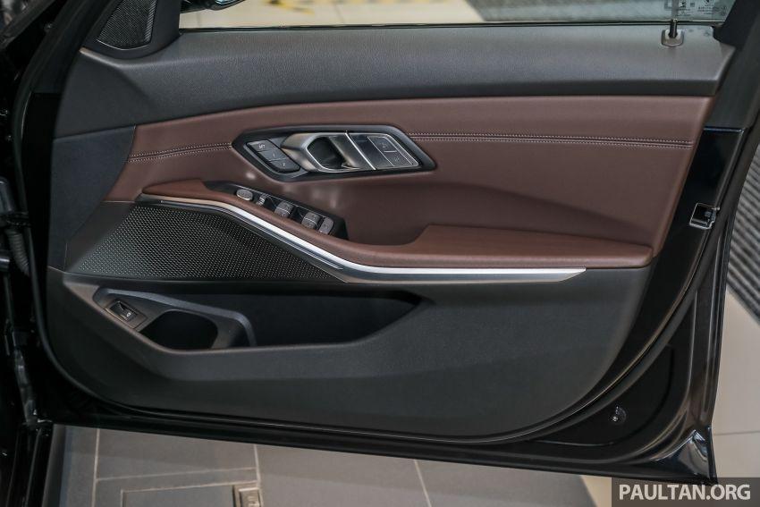 GALERI: BMW 330Li M Sport G28 2021 di M'sia – jarak roda panjang; ruang dalaman lebih besar; dari RM277k Image #1339454