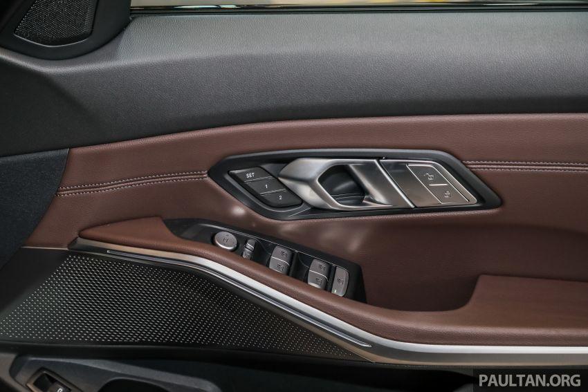 GALERI: BMW 330Li M Sport G28 2021 di M'sia – jarak roda panjang; ruang dalaman lebih besar; dari RM277k Image #1339455