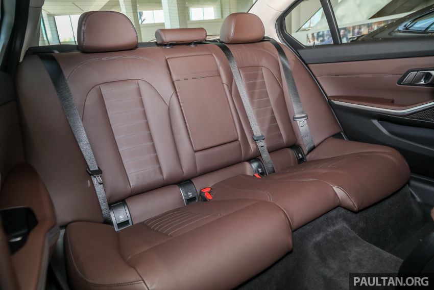GALERI: BMW 330Li M Sport G28 2021 di M'sia – jarak roda panjang; ruang dalaman lebih besar; dari RM277k Image #1339458