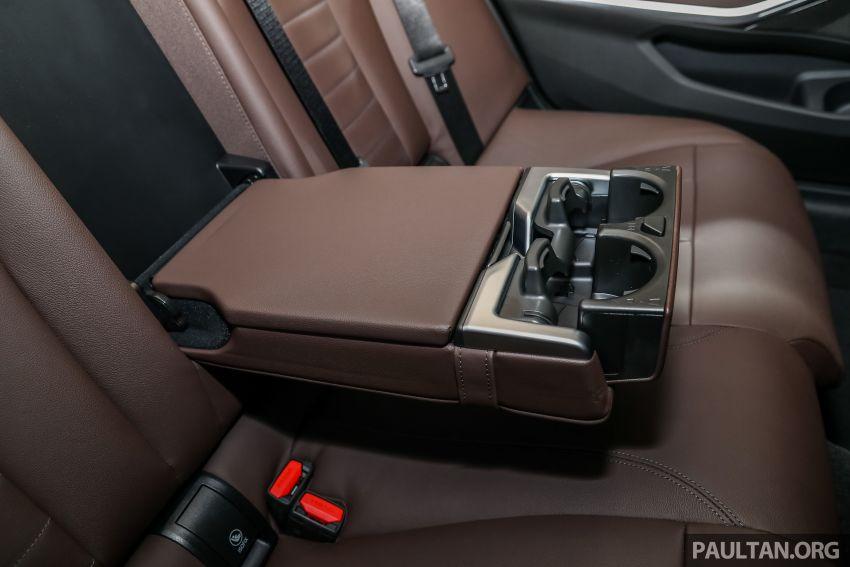 GALERI: BMW 330Li M Sport G28 2021 di M'sia – jarak roda panjang; ruang dalaman lebih besar; dari RM277k Image #1339459