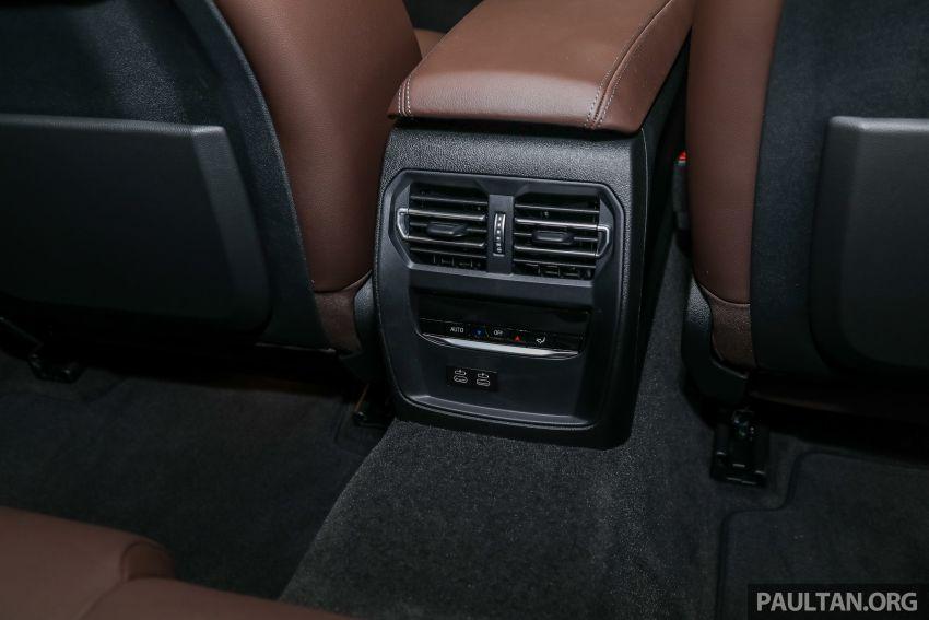 GALERI: BMW 330Li M Sport G28 2021 di M'sia – jarak roda panjang; ruang dalaman lebih besar; dari RM277k Image #1339460