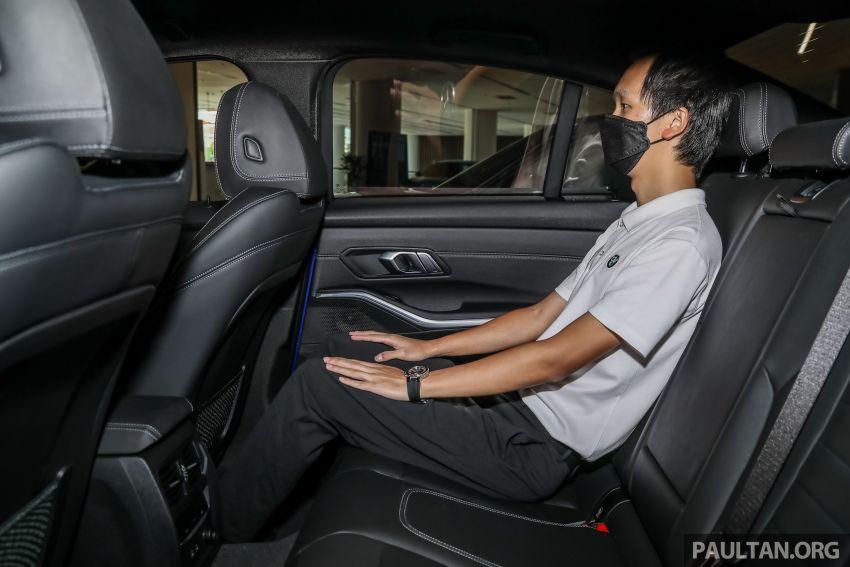 GALERI: BMW 330Li M Sport G28 2021 di M'sia – jarak roda panjang; ruang dalaman lebih besar; dari RM277k Image #1339465