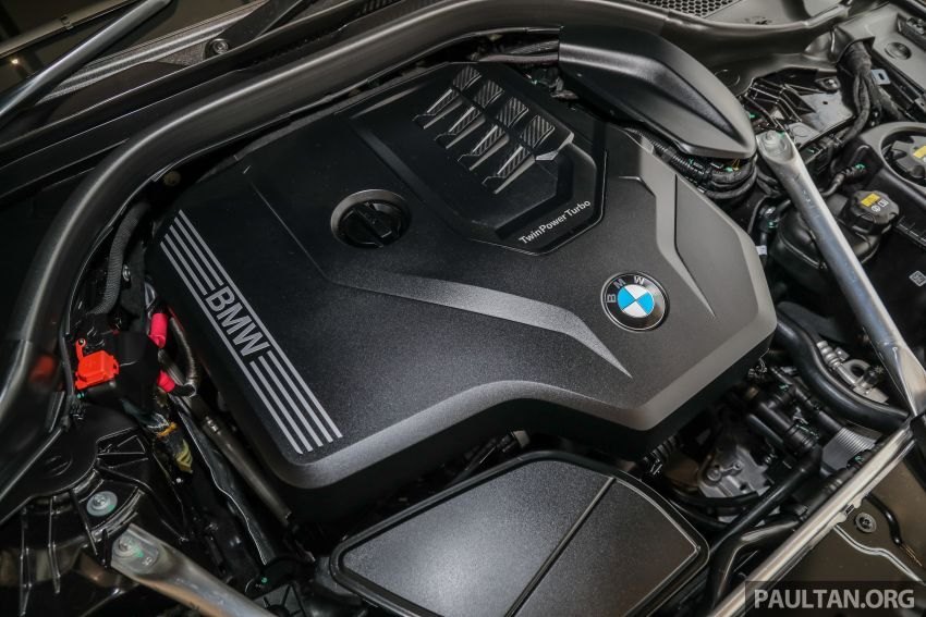 GALLERY: 2021 BMW 530i M Sport facelift in Malaysia – petrol G30 LCI comes with more kit; RM368,122 Image #1340159