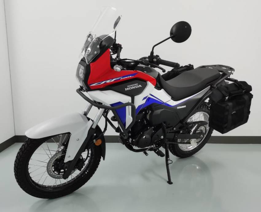 2021 Honda CRF190L for China revealed in online leak Image #1346355