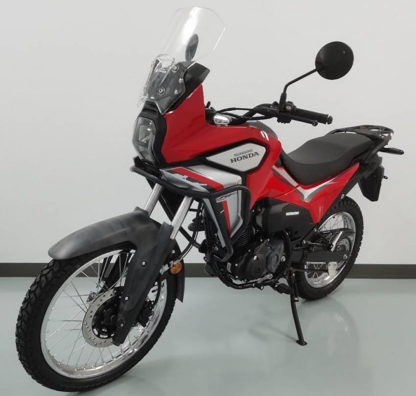 2021 Honda CRF190L for China revealed in online leak Image #1346356