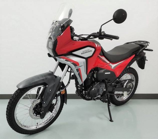 2021 Honda CRF190L for China revealed in online leak