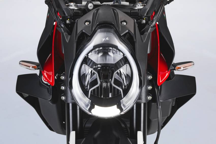 2021 MV Agusta Brutale 1000RS joins 1000RR in lineup Image #1345628