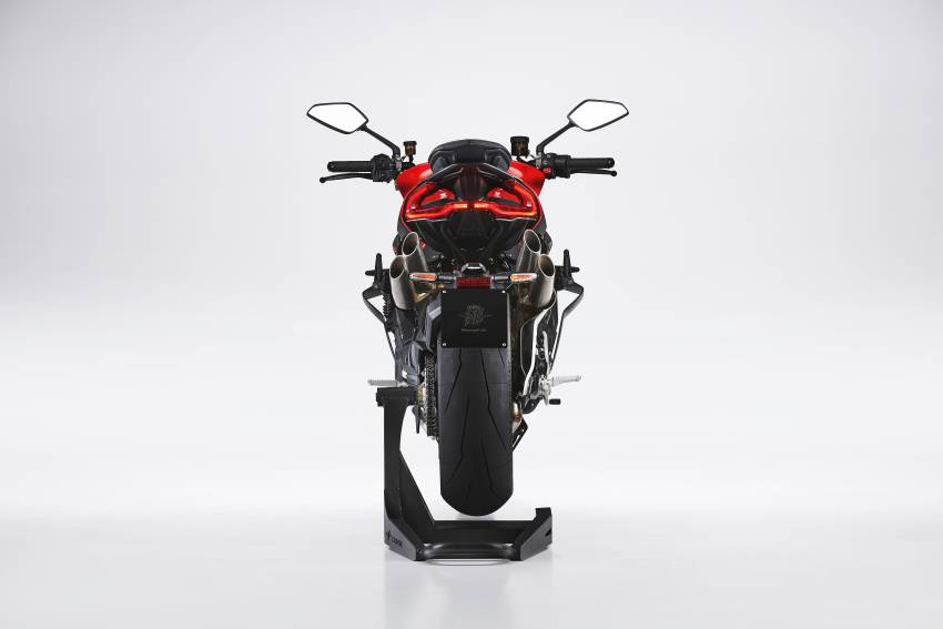 2021 MV Agusta Brutale 1000RS joins 1000RR in lineup Image #1345618