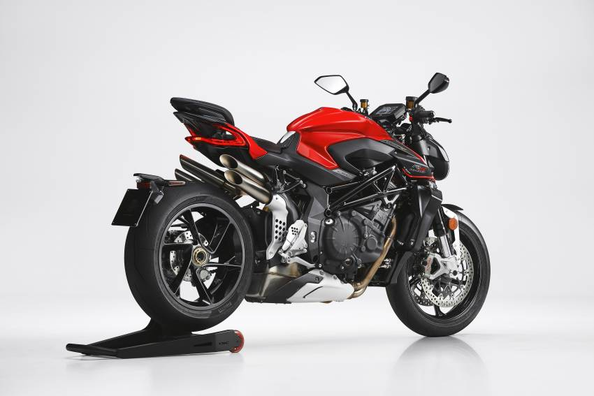 2021 MV Agusta Brutale 1000RS joins 1000RR in lineup Image #1345619
