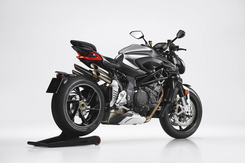 2021 MV Agusta Brutale 1000RS joins 1000RR in lineup Image #1345620