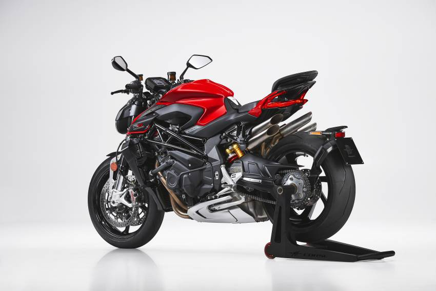 2021 MV Agusta Brutale 1000RS joins 1000RR in lineup Image #1345622
