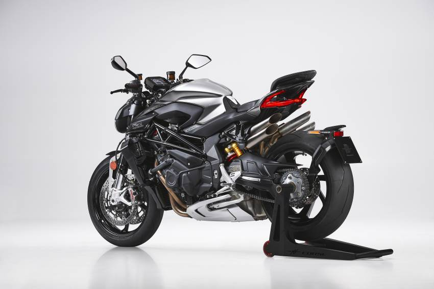 2021 MV Agusta Brutale 1000RS joins 1000RR in lineup Image #1345623