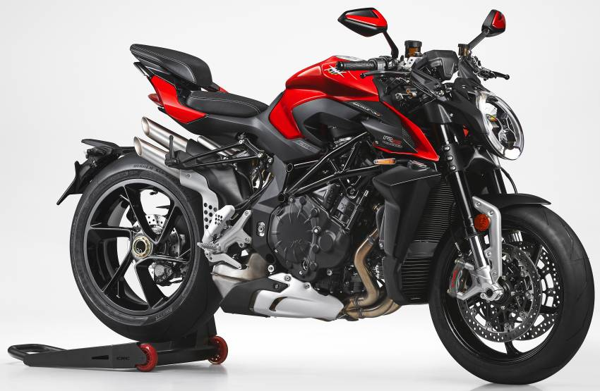 2021 MV Agusta Brutale 1000RS joins 1000RR in lineup Image #1345611