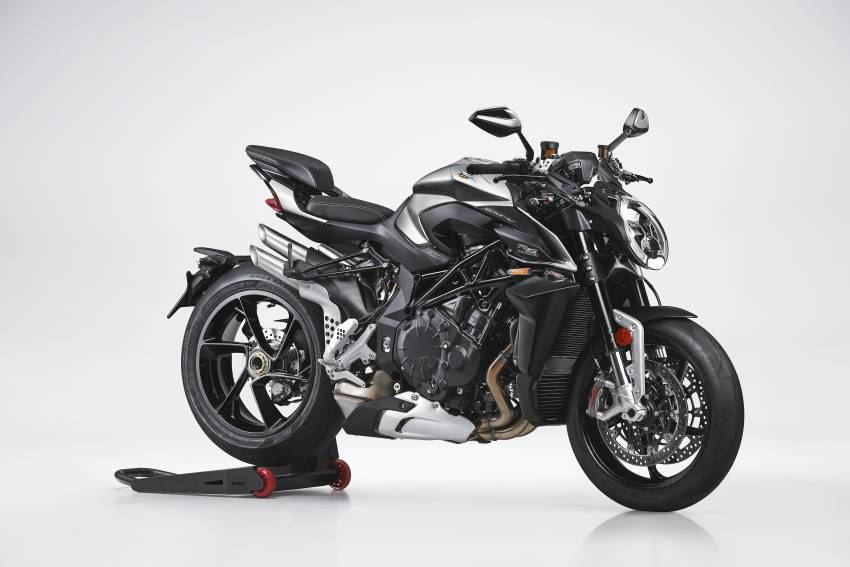 2021 MV Agusta Brutale 1000RS joins 1000RR in lineup Image #1345612