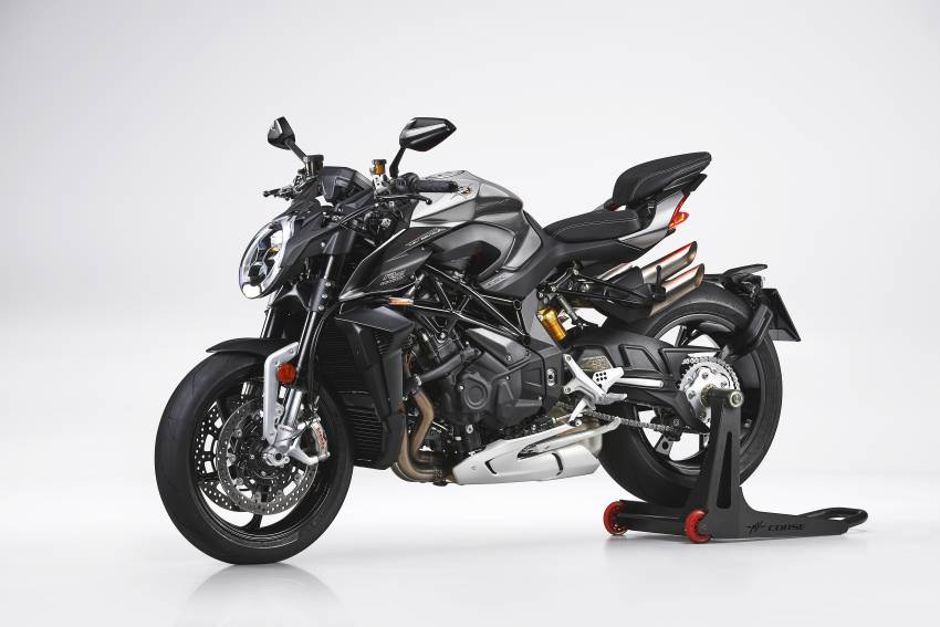 2021 MV Agusta Brutale 1000RS joins 1000RR in lineup Image #1345615